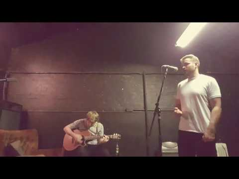 Swallowed In The Sea - Coldplay Cover