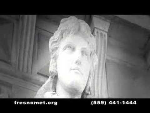 Fresno Metropolitan Museum - Give, so art can live (spot #3)