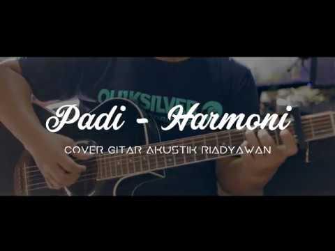 Padi - Harmony (Cover Gitar Akustik Riadyawan)