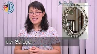 Học tiếng Đức cùng cô Thùy Dương-Bài 8: Trong cửa hàng nội thất