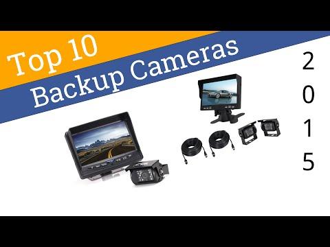 10 Best Backup Cameras 2015