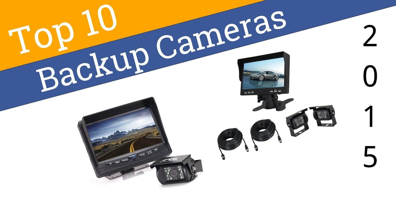 10 Best Backup Cameras 2015 - YouTube