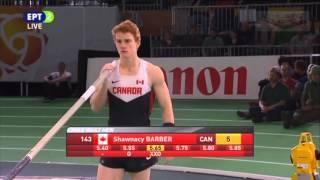 Pole vault - Men - Portland 2016 - IAAF - World Indoor Championship