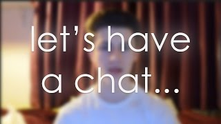 Let's have a chat...