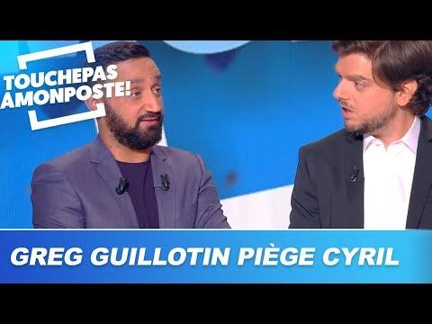 Greg Guillotin a piégé Cyril Haouna : Partie 1
