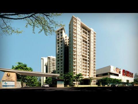 Prestige Hillside Gateway Kochi- Walkthrough