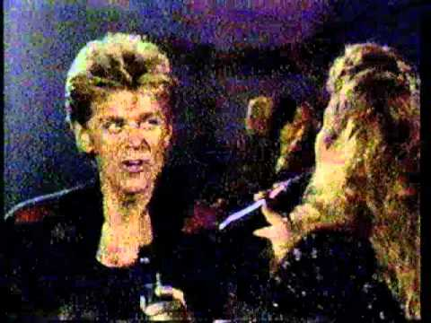 Amy Grant Solid Gold with Peter Cetera 'Next Time I Fall' 1986