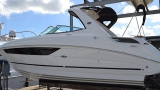 2017 Sea Ray 310 Sundancer Sport Cruiser Boat For Sale at MarineMax Naples