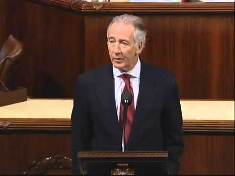 Congressman Richard Neal's Speech on the 20th Anniversary of Gerry Adams Receiving his Travel Visa