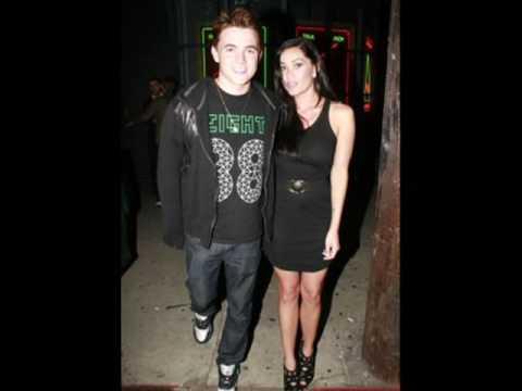 Jesse McCartney and Girlfriend Jasmine Waltz (September 23rd)