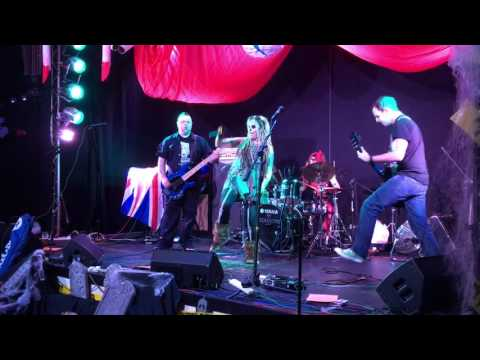 Pulverise LIVE in Doncaster 29/10/16