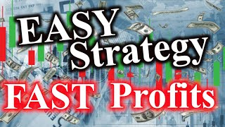 BEST Turbo Trading Forex SCALPING Strategy | FAST EASY PROFITS