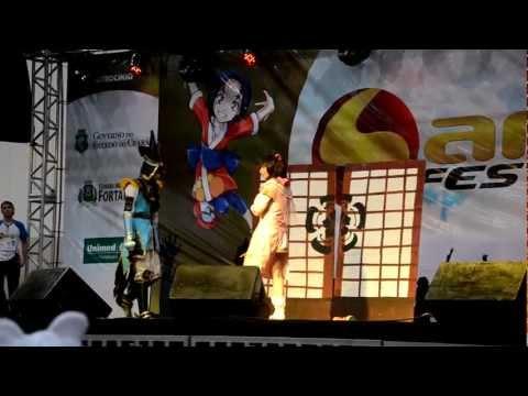 Samurai Warriors 2 - World Cosplay Summit Brasil Sana Fest 2013 (1º lugar)