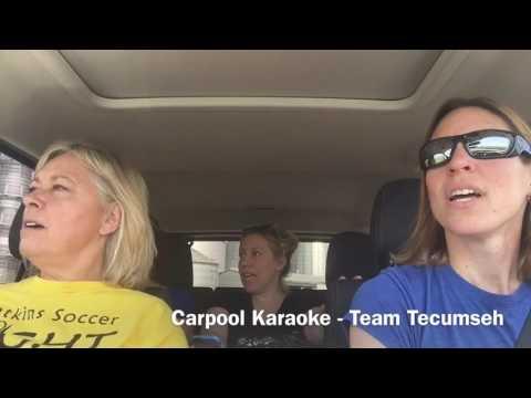 Carpool Karaoke - Team Tecumseh