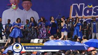 Download Mp3 Bohoso Moto | All Artist | New Pallapa | Kampanye Akbar Partai Nasdem | Magetan