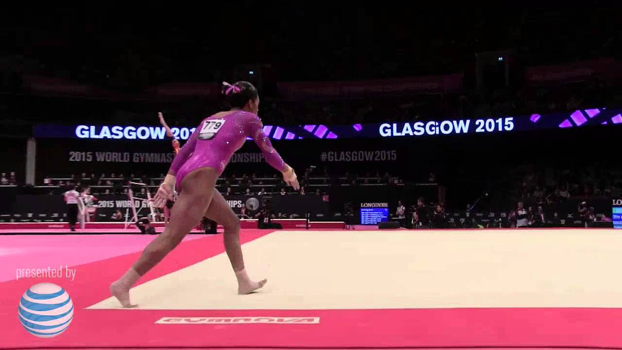floor gymnastics gabby. Gabrielle Douglas - Floor 2015 World Championships Women\u0027s Qualifying YouTube Gymnastics Gabby I