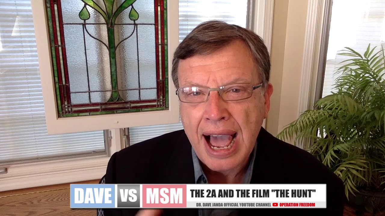"Operation Freedom Dave Vs MSM: The 2 A and ""The Hunt"""