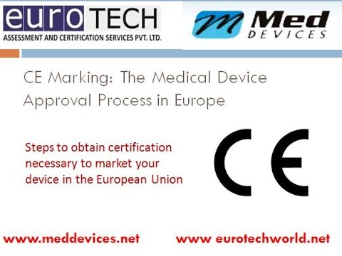CE Marking for Medical Devices