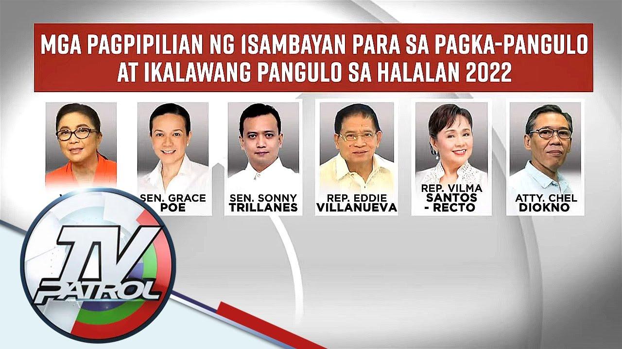 KILALANIN: Mga pagpipiliang kandidato ng 1SAMBAYAN para sa Pangulo, VP | TV Patrol