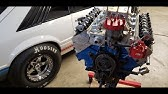 500+hp 351w Stroker Build - YouTube