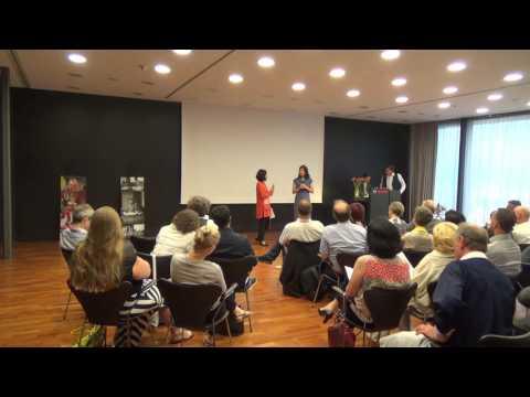 Robert Bosch Foundation Stuttgart - Book Release Petra Vogler 25th of July 2016 - part III