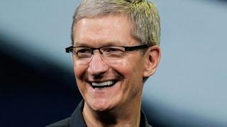 Apple CEO:
