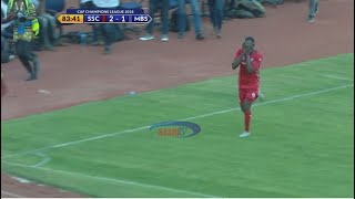 MAGOLI YOTE: SIMBA SC 4-1 MBABANE SWALLOWS (CAF CL - 28/11/2018)