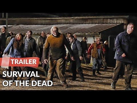 Survival of the Dead 2009  HD  George A. Romero  Alan Van Sprang