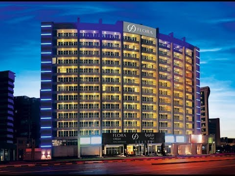Dubai Airport Hotel - Flora Creek - Good Hotel Near The Airport - Deira City Centre - Deira