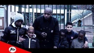 UrsaMajor- negrocentrik feat. 2spee gonzales - jeu de guerre (clip officiel)