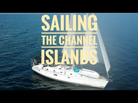 Sailing from San Francisco to the Channel Islands!  Sailing Doodles episode 59