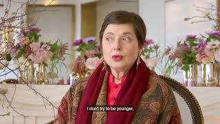 Lancome - Isabella Rossellini Interview