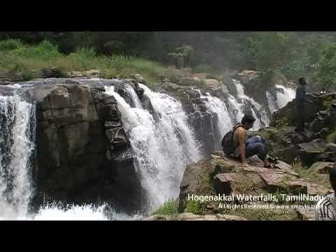 Hogenakkal Waterfalls, TamilNadu