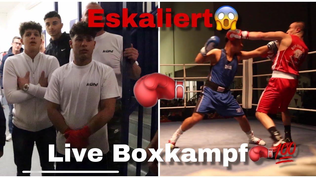 Boxkampf Heute Live