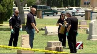 4-Year-Old Dies After Tombstone Falls In Odessa Cemetery