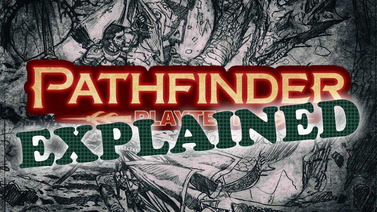 Pathfinder 2e Playtest EXPLAINED