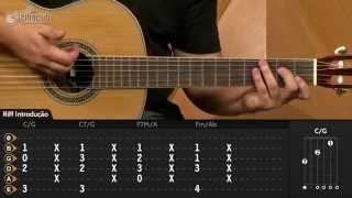 Meu Erro - Paralamas do Sucesso (aula de violão)