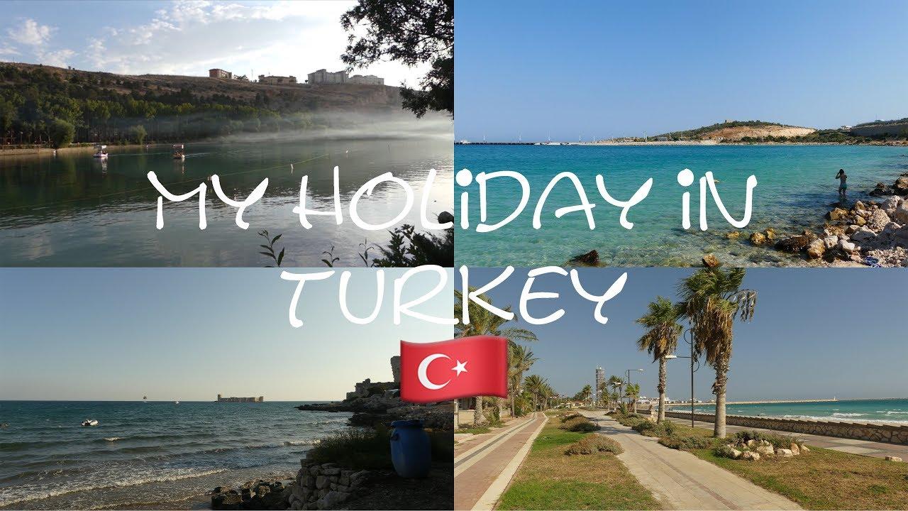 Mein Urlaub in der Türkei 🌴| Vlog #1 - YouTube