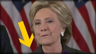 EVERYONE NOTICED ONE THING ABOUT HILLARY'S CLOTHES DURING HER CONCESSION SPEECH