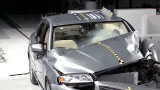 2014 Volvo S80 ► CRASH TEST