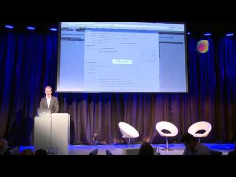 LiveTech 2013 etouches and event management software, Carsten Pleiser