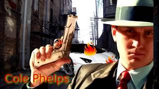 Detective Mark Hoffman vs Detective Cole Phelps. Epic Rap Battles: Video Games vs History.