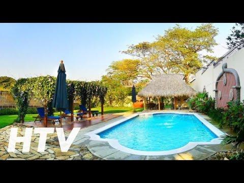 Hotel Los Robles en Managua, Nicaragua