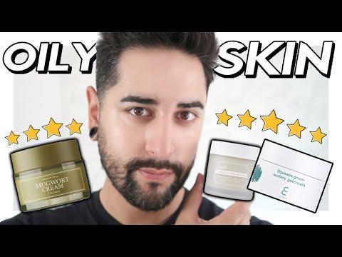The Best Moisturisers For Oily Skin – Dewy Glass Skin ✖  James Welsh