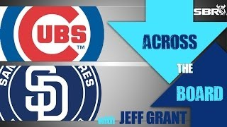MLB Picks: Chicago Cubs vs. San Diego Padres