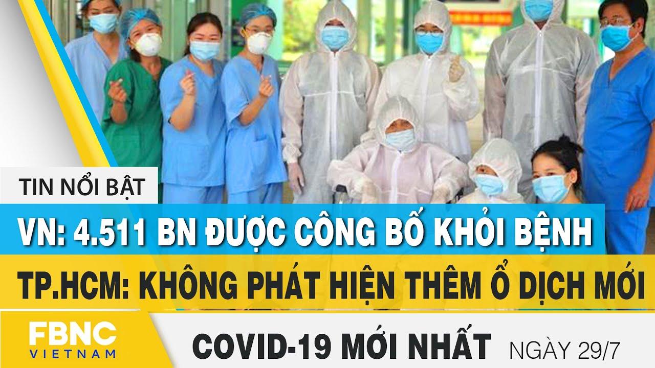 Tin tức Covid-19 mới nhất hôm nay 29/7 | Dich Virus Corona Việt Nam hôm nay | FBNC | Bao quát những thông tin về các hãng thời trang tại việt nam chuẩn nhất