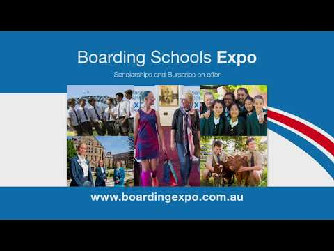 Boarding Schools Expo Griffith 2018