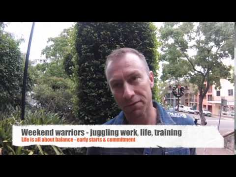 OUTRACE CANCER: Interview Scott from RAAM Team Aus