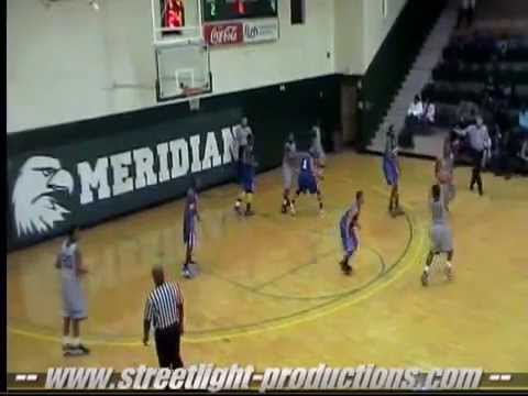 Nick Waters -- STREET LIGHT RECRUITING -- Meridian Community College Basketball (Meridian, MS)