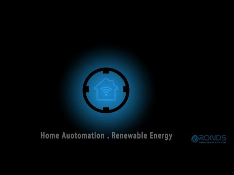Smart e Homes ,  solar energy &  home automation
